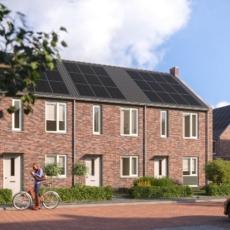 Nieuwbouw Made, opdrachtgever Janssen de Jong.