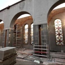 Renovatie Bouwmankerk Rotterdam, opdrachtgever Van Wijnen Stolwijk